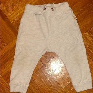 Zara baby grey sweatpants
